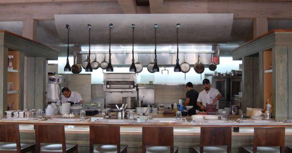 Mistral Open Kitchen Cocina Abierta Pinterest Open Kitchens Open Kitchen Restaurant And
