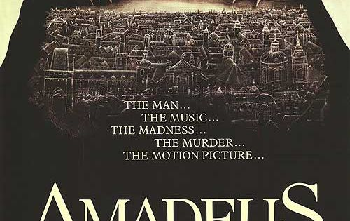 an analysis of the film amadeus directed by milos forman and written by peter shaffer Amadeus is a 1984 american biographical period drama movie directed by milos forman it won eight oscars this is a biography of two great music composers - wolfgang.