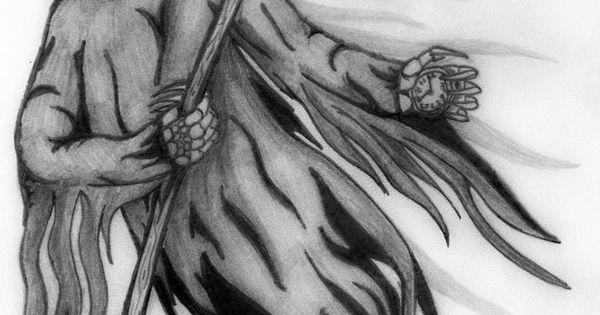 Random death tattoo by deathlouis on deviantart leuke for Method man tattoo