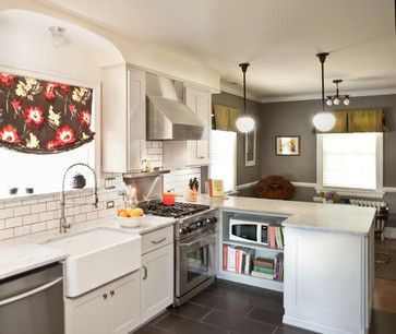 Pin By Jane Linden On Tudor Kitchen Eclectic Kitchen Kitchen Remodel Small Home Kitchens