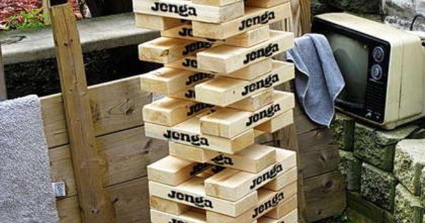 how to make 2x4 jenga
