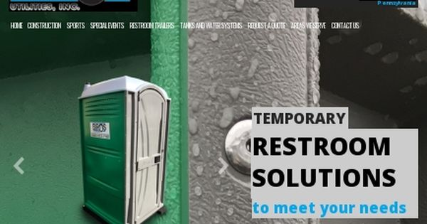 Biros Utilities Inc Biro Portable Toilet Local Crafts