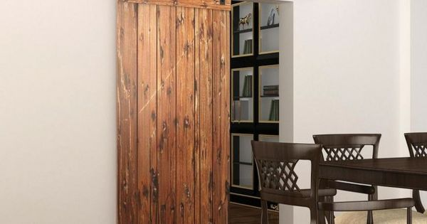 gleitt ren selber bauen diy schiebet ren im landhausstil. Black Bedroom Furniture Sets. Home Design Ideas