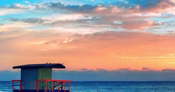 #ocean sunset