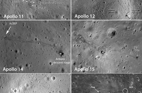 moon landing findings - photo #31