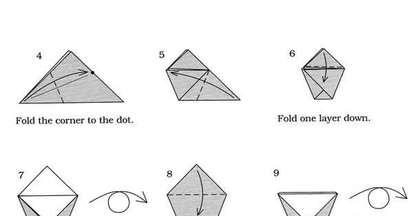 Origami Fun Kit for Beginners - Cup NB: Start with a ... - photo#47