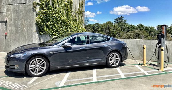Find A Place To Charge Your Tesla In The Chargepoint App Or Teslarati App Tesla Places Charging