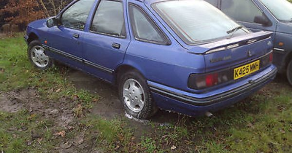 Ford Sierra Azura Non Runner Spares Or Repair Http Www Classiccarsunder1000 Com Archives 54782 Retro Cars Ford Sierra Cars For Sale