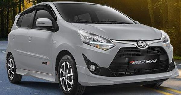 5 Harga Mobil Agya 2021 Spesifikasi Dan Interior Terbaru Otomotifo Mobil Toyota Interior
