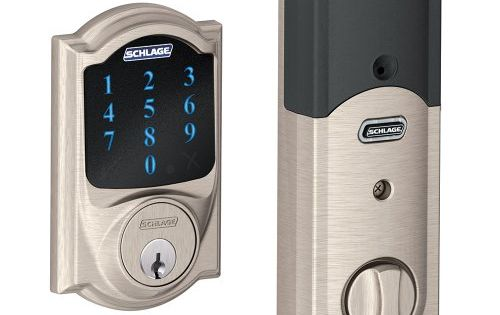 Which Is The Best Keyless Door Lock Four Rfid Amp Keypad