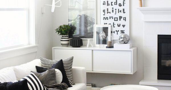 Post sin miedo a los sof s blancos interiores for Muebles estilo ikea