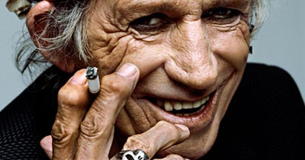 "Keith Richards, New York (2008): ""Francesco Carrozzini: Portraits"" is on view at"