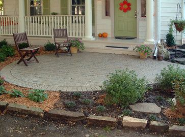 Front Yard Patio Design Ideas Pictures Remodel And Decor
