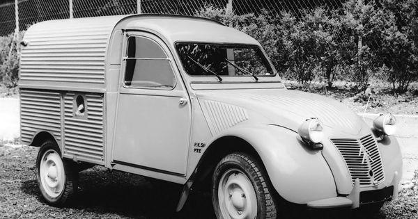 citroen 2cv fourgonette wheels and things that go pinterest commercial vehicle. Black Bedroom Furniture Sets. Home Design Ideas