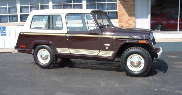 Jeep Jeepster For Sale Hemmings Motor News