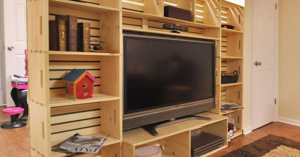 tv schrank selber bauen diy ideen anleitungen und. Black Bedroom Furniture Sets. Home Design Ideas