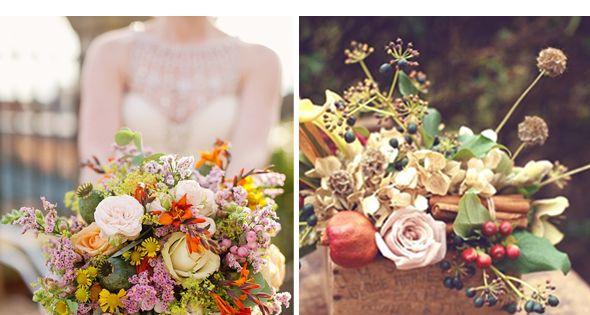 15 Fabulous Fall Wedding Ideas - Pretty My Party fall wedding ideas