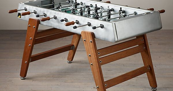 Competition Foosball Table Restoration Hardware Rec