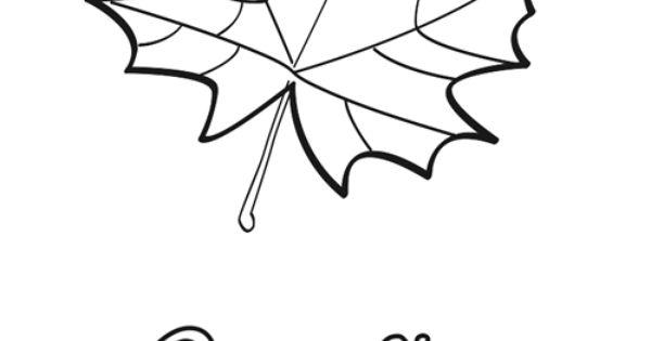 Hoja De Otono Para Colorear Para Dibujo Hoja De Otono Para: Dibujos Para Colorear: Hojas De Otoño Para Colorear