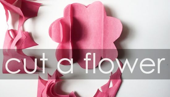 Add a little flower power to any gift sack to make a