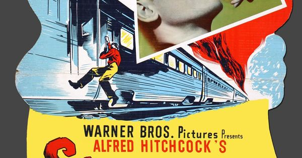 stranger on a train alfred hitchcock essay Marshal mcluan meets alfred hitchcock on a train traveling from boston to los angeles a stranger comes to them with an impossible tale.