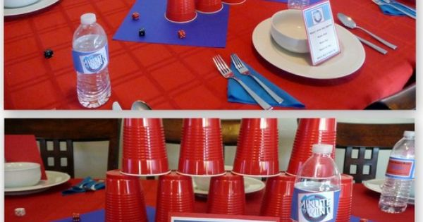 This site has hilarious Party Games for the adults and children.