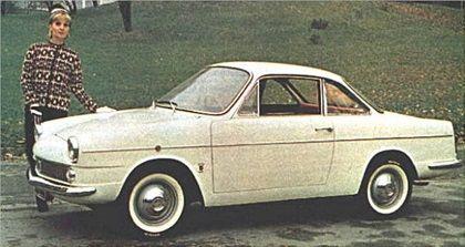 Fiat 600 750 Coupe Moretti 1963 Fiat Cars Fiat 600 Fiat