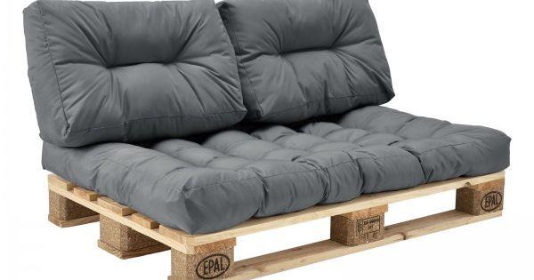 Coussin pour palette o trouver des coussins pour meubles en palette co - Trouver des palettes ...