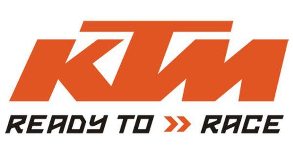 Logo Ktm Ready To Race Download Vector Ktm Ktm Dirt Bikes Ktm Motorcycles