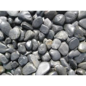 Rain Forest 3 In To 5 In 30 Lb Mexican Beach Pebbles Rfgmbp5 30 The Home Depot In 2020 Landscaping With Rocks Mexican Beach Pebbles River Rock