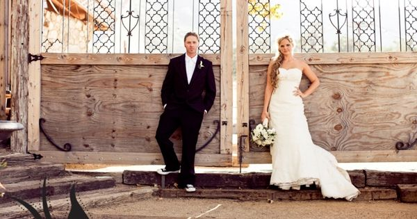 Star ranch corona wedding