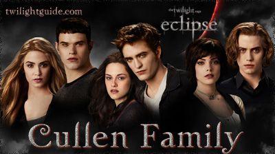 Cullen Family Crepusculo Apaixonado Meninas Apaixonadas
