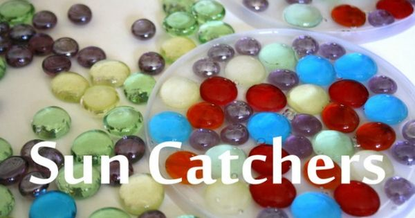 sun catcher craft