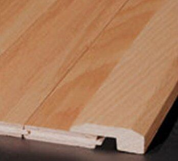 Armstrong Flooring 0 62 X 2 Red Oak Threshold In Saddle Tapis Rangement