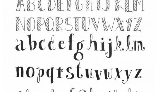 Gratis Downloaden Handletteren Lettertype 1