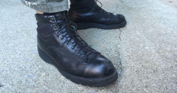 Danner Boots 13 EE Mens Leather Work Hunting Patrol Goretex