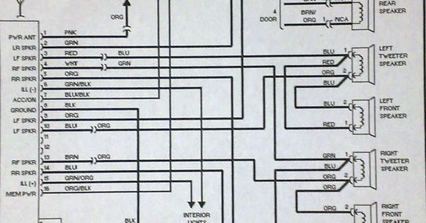 Hyundai Accent Stereo Wiring Diagram Misc. Sites I like