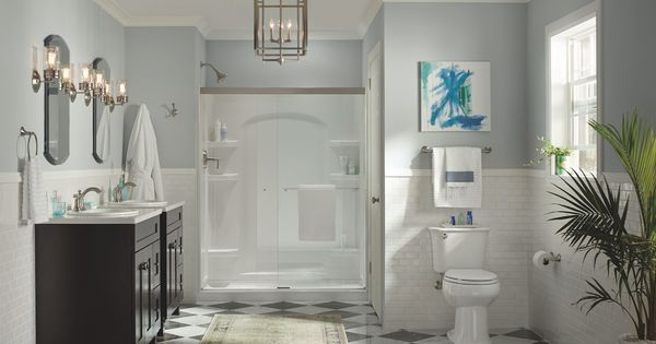 Your Bathroom Should Be Refreshing Not Depressing Create A Dream Bathroom All Your Own With