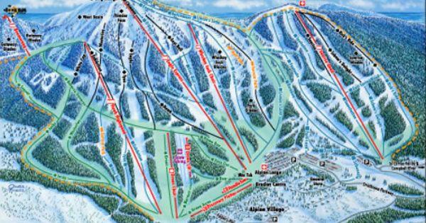 Trails map wsu vancouver