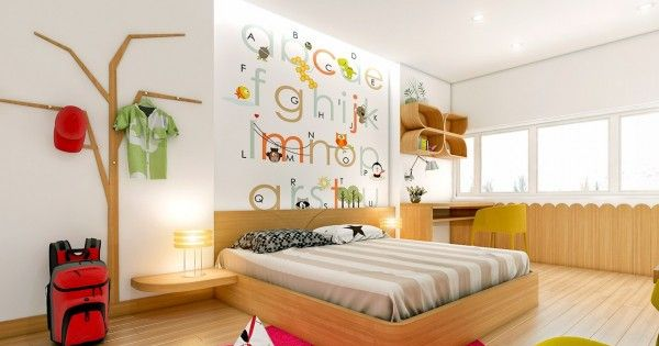 Funky rooms that creative teens would love bedroom for Funky bedroom designs