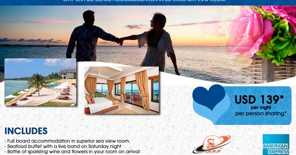 valentine's day vacation packages