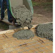 diy concrete patio diy backyard patio
