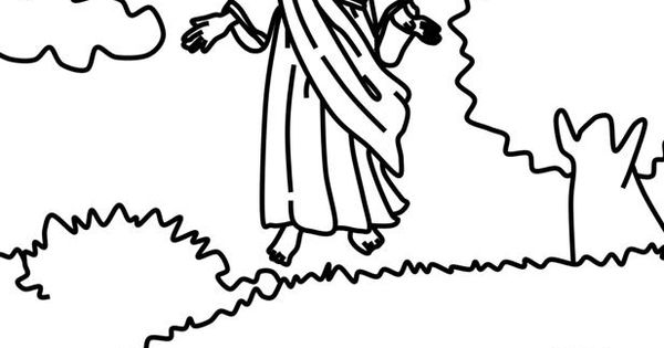 ascension of mary coloring pages - photo#25