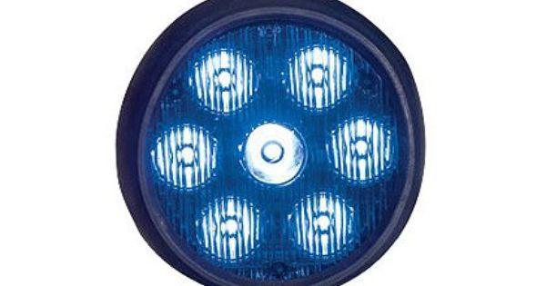 Code 3 Par36 Fog Light Coding Light Emergency Lighting