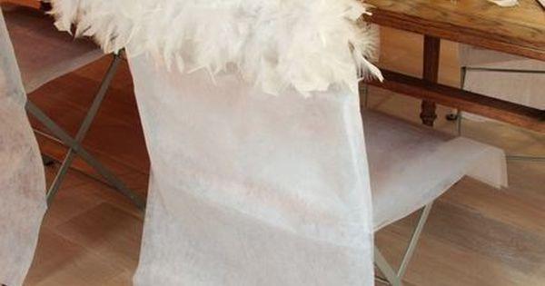 housses de chaise plumes housses chaises mariage prix discount d co de table. Black Bedroom Furniture Sets. Home Design Ideas