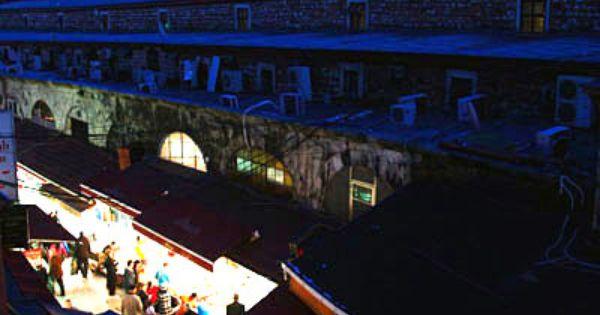 Bazar near Blue Mosque, Istanbul