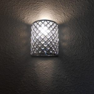 Battery Operated Led Wall Sconce With Remote Control Wireless