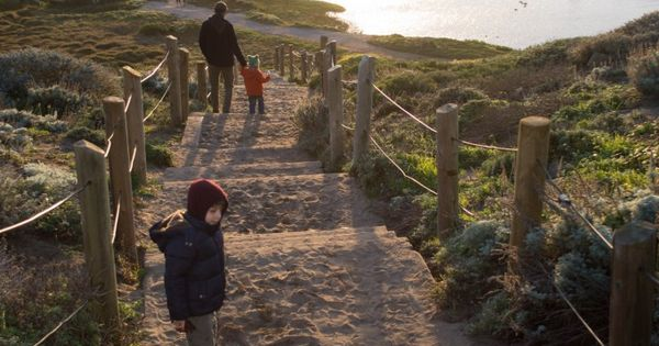 Sutro Baths Lands End One Of San Francisco S Most Picturesque Spots The Nation S Largest