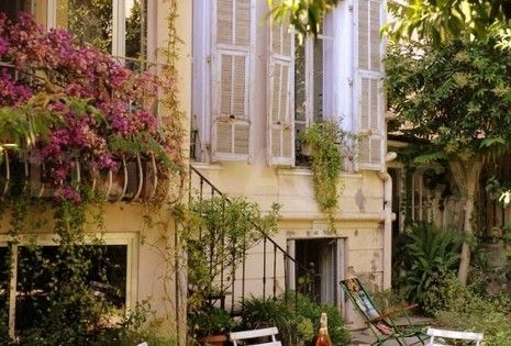Summer Shade, Provence, France. Perfect place for a dinner party!