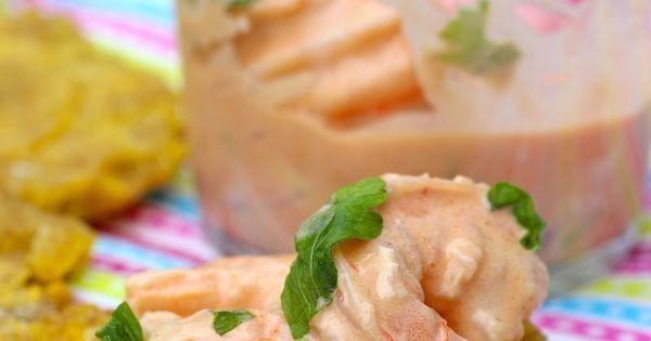 Coctel de Camarones (Shrimp Cocktail) | Recipe | Cocktails ...